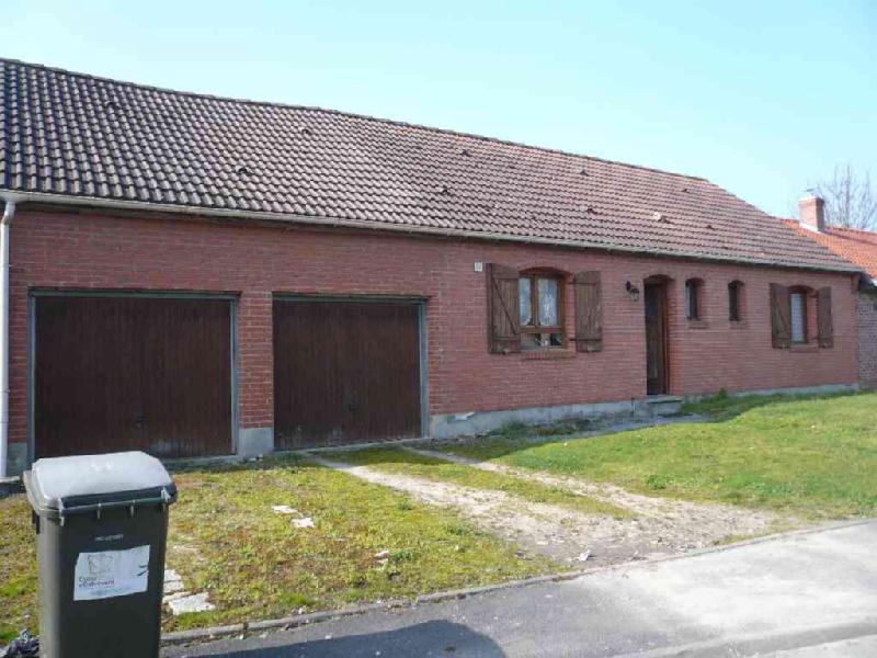 Vente maison monchecourt 5 pieces 100m office notarial d arleux fr d ric blanpain steve - Vente maison office notarial ...